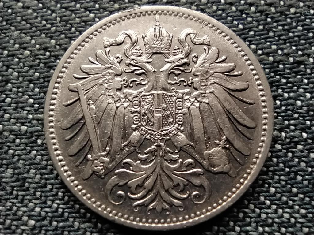 Ausztria Ferenc József (1848-1916) 20 heller