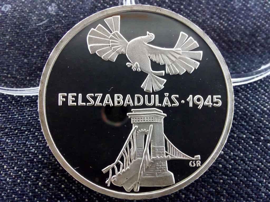 30 éves a Felszabadulás .640 ezüst 200 Forint