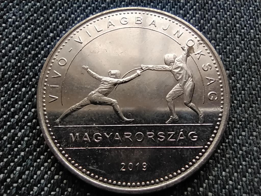 Vívó Világbajnokság 50 Forint