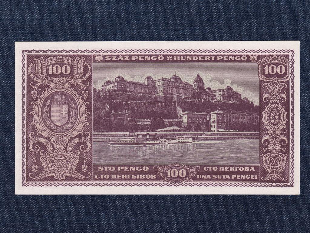 Háború utáni inflációs sorozat (1945-1946) 100 Pengő bankjegy