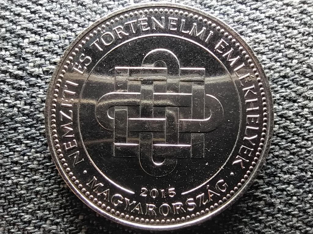 Nemzeti és történelmi emlékhelyek 50 Forint