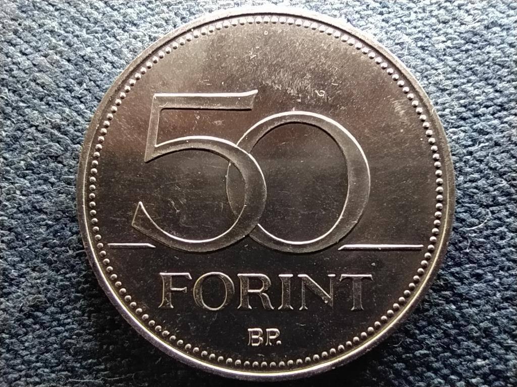 Az 1956-os forradalom emlékére 50 Forint