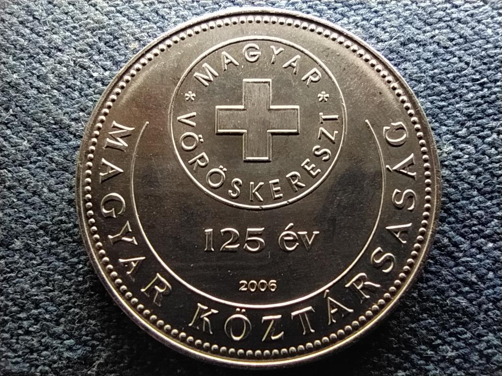 125 éves a Vöröskereszt 50 Forint