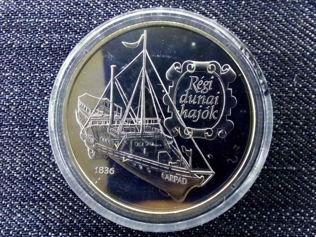 Árpád 1836 ezüst 500 Forint 1993 BP PP