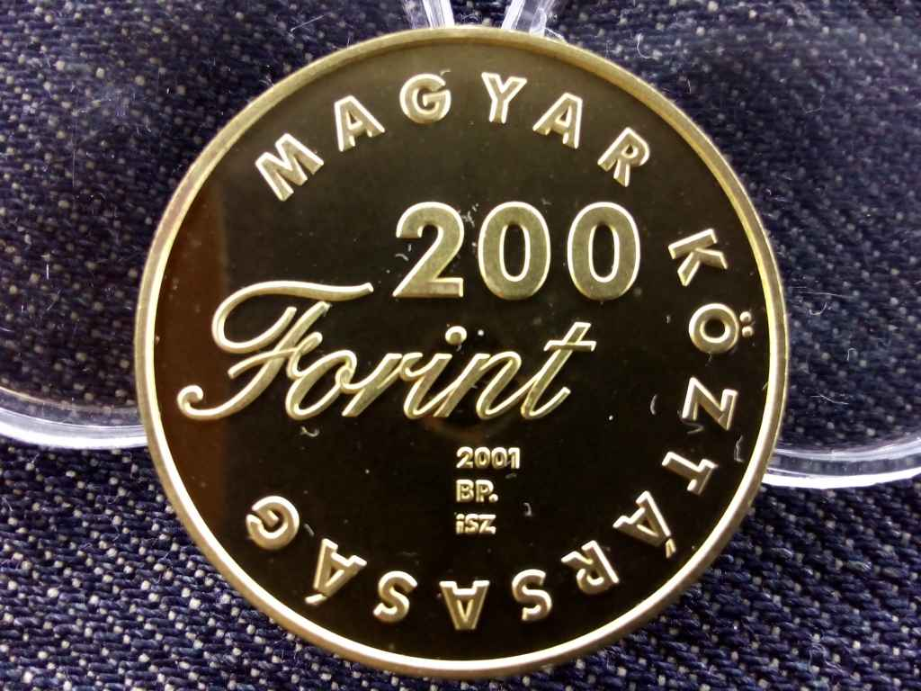 Fazekas Mihály: Lúdas Matyi 200 Forint 2001 BP PP