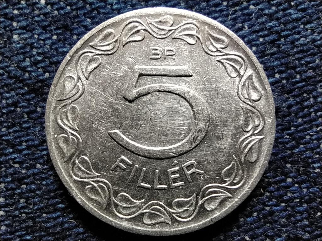 Népköztársaság (1949-1989) 5 fillér 1961 BP