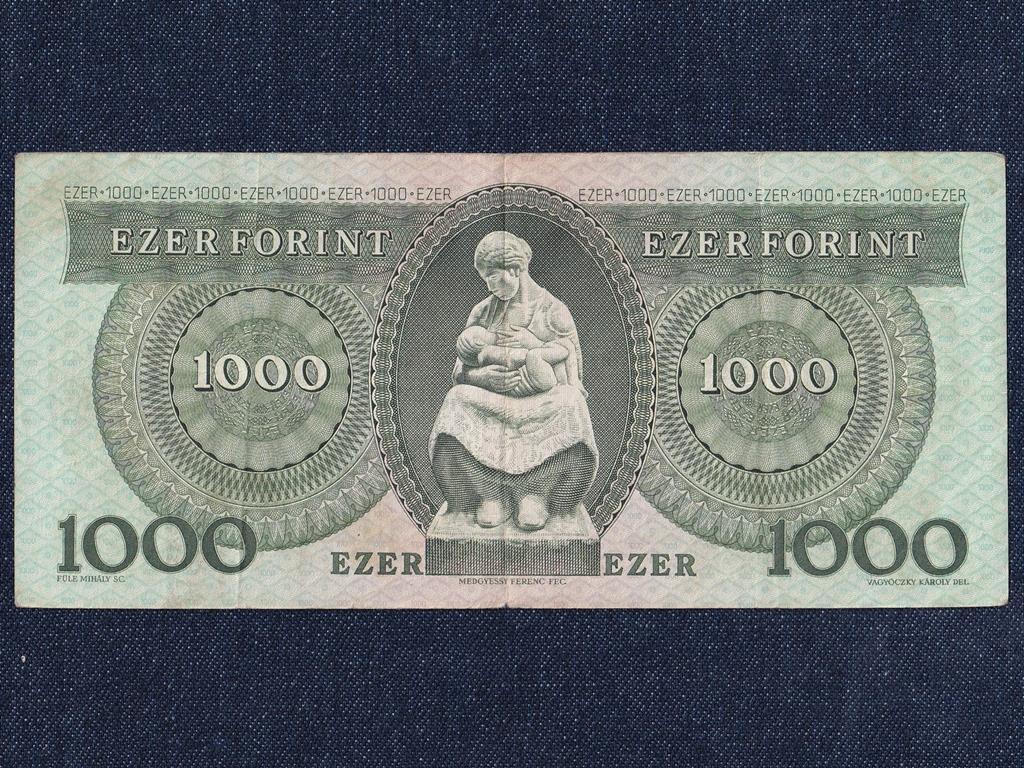 Népköztársaság (1949-1989) 1000 Forint bankjegy 1983