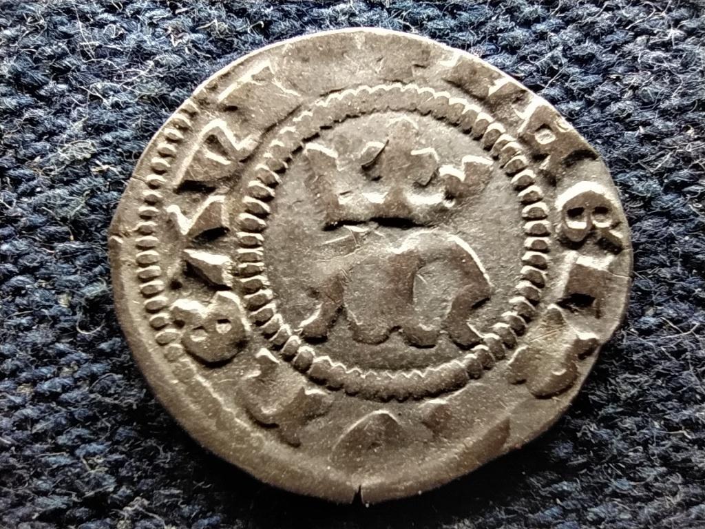 I. Mária (1382-1385) ezüst 1 Dénár 1383 ÉH 442