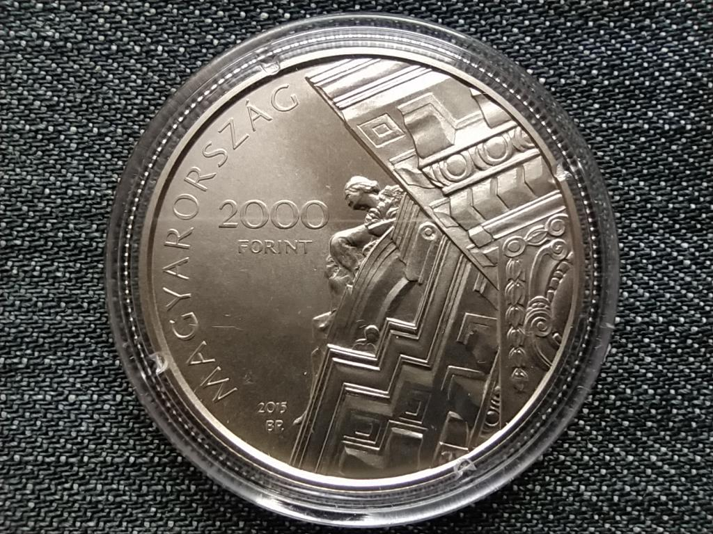 Róth Miksa születésének 150. évfordulójára 2000 Forint 2015 BP BU