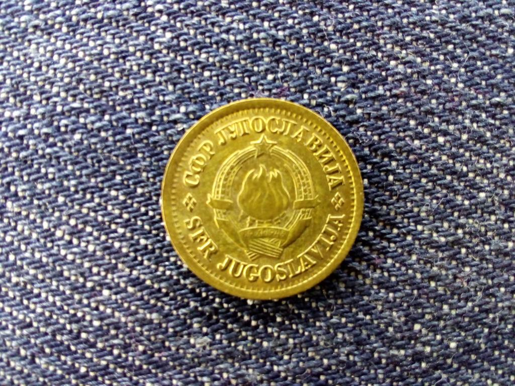 Jugoszlávia 5 para 1965