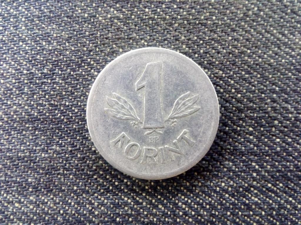 Népköztársaság (1949-1989) 1 Forint 1969 BP