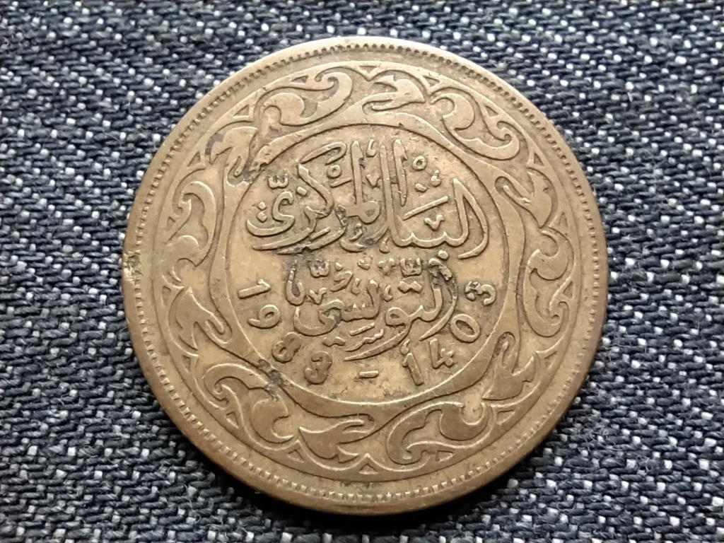 Tunézia 100 milliéme nagy dátum 1403 1983