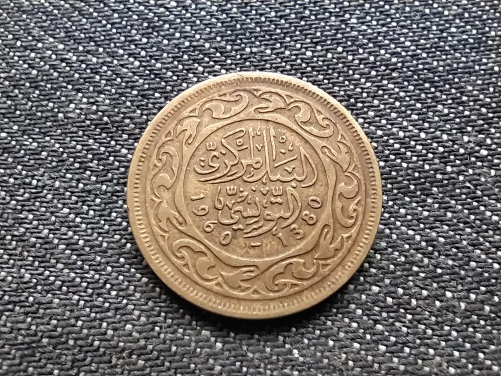 Tunézia 20 milliéme 1380 1960