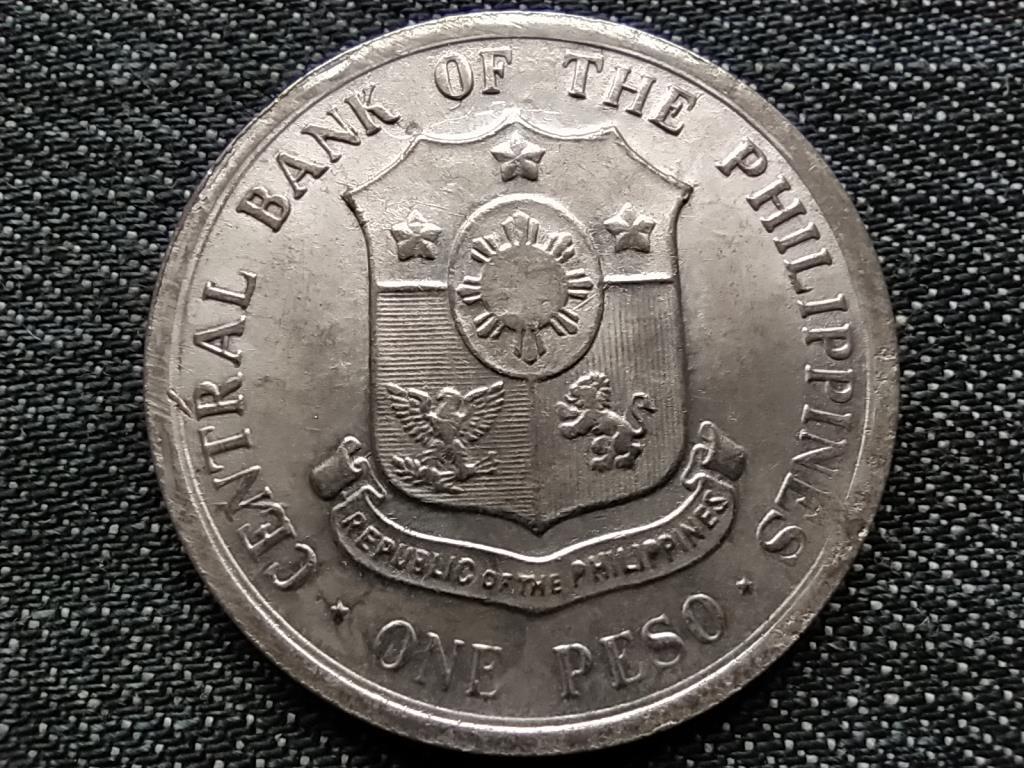 Fülöp Szigetek Andres Bonifacio 1 Pezó 1963 érme másolat