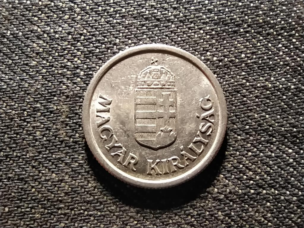 Háború alatti 1 Pengő 1941 BP