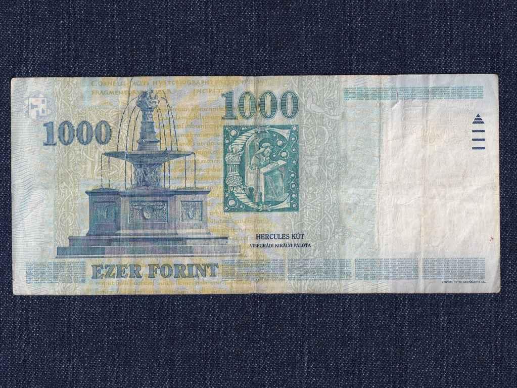 Millennium 1000 Forint bankjegy 2000