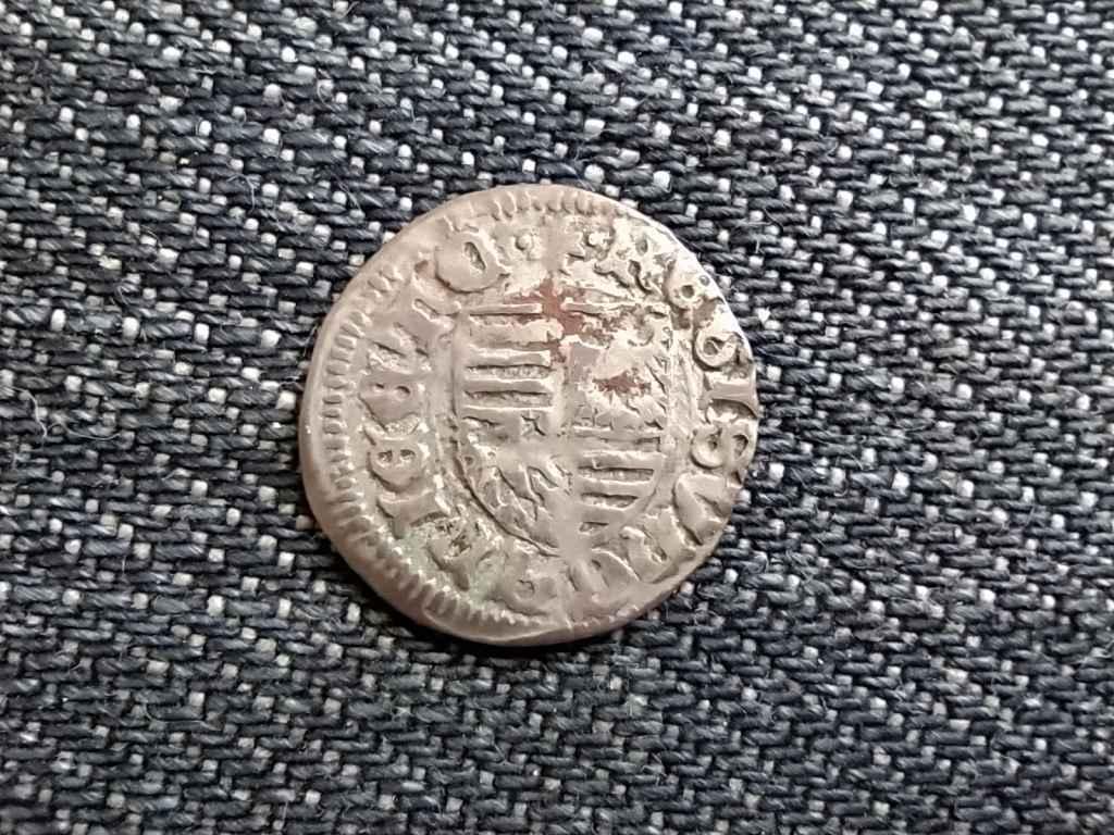Luxemburgi Zsigmond (1396-1437) ezüst 1 Dénár ÉH 449