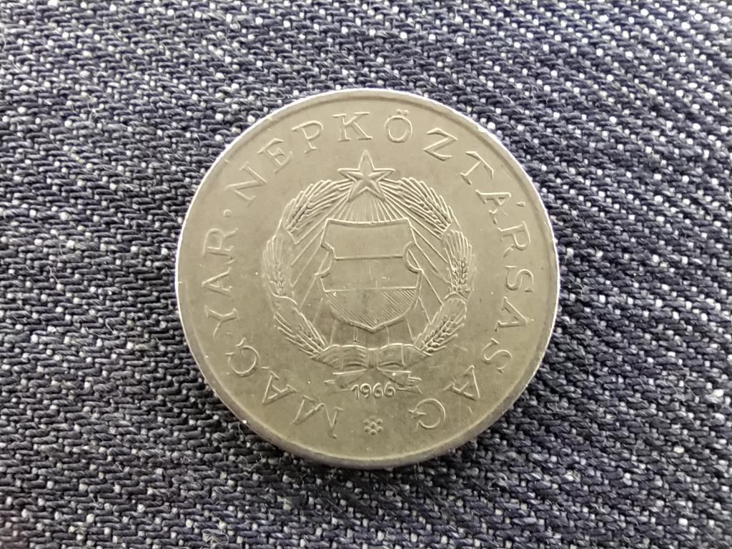 Népköztársaság (1949-1989) 2 Forint 1966 BP
