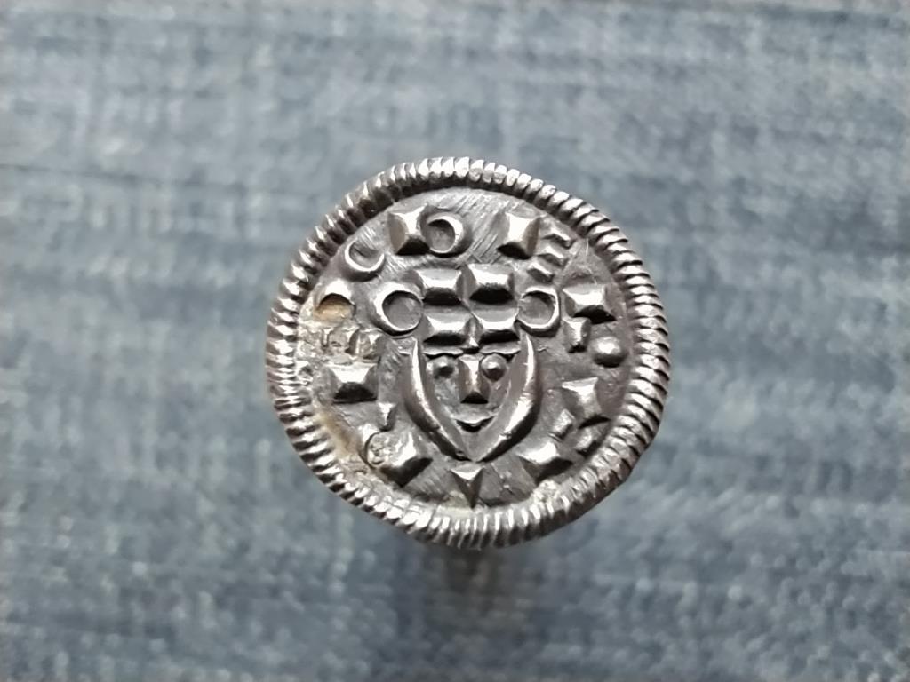 II. (Vak) Béla (1131-1141) ezüst Dénár ÉH43