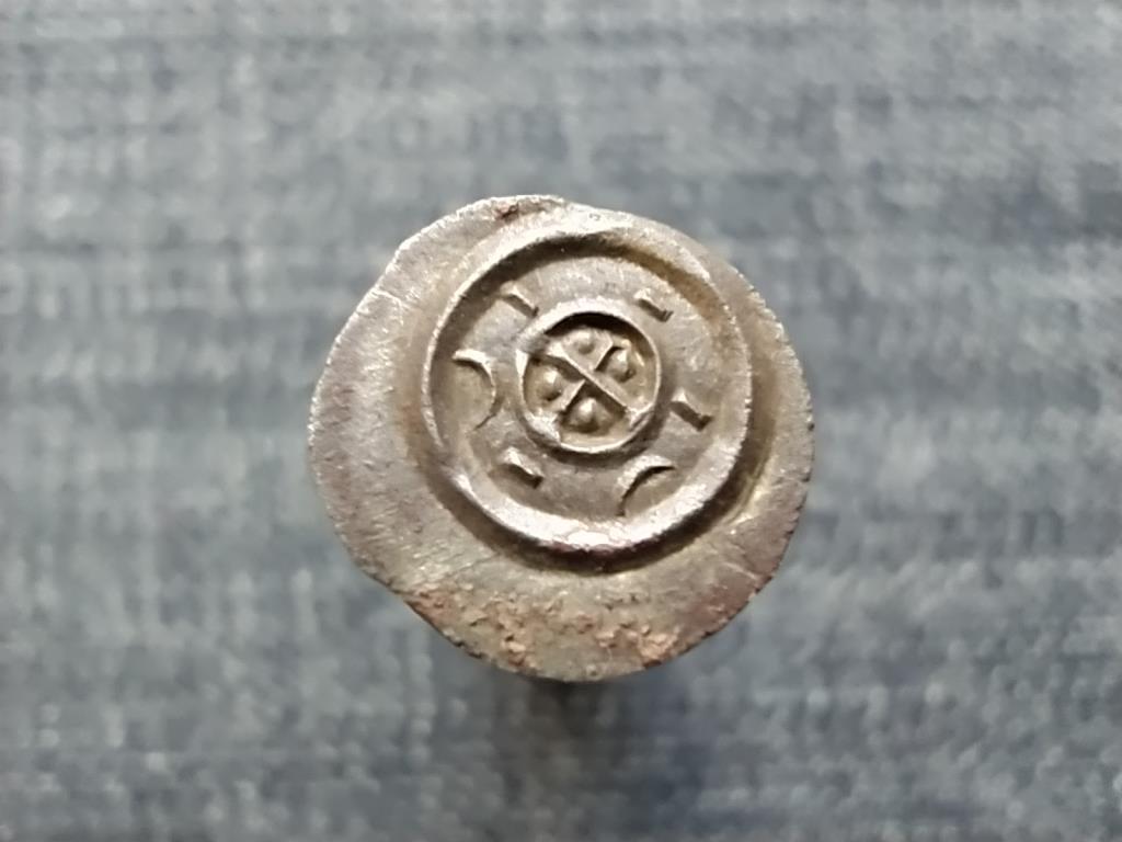 II. (Vak) Béla (1131-1141) ezüst Dénár ÉH50