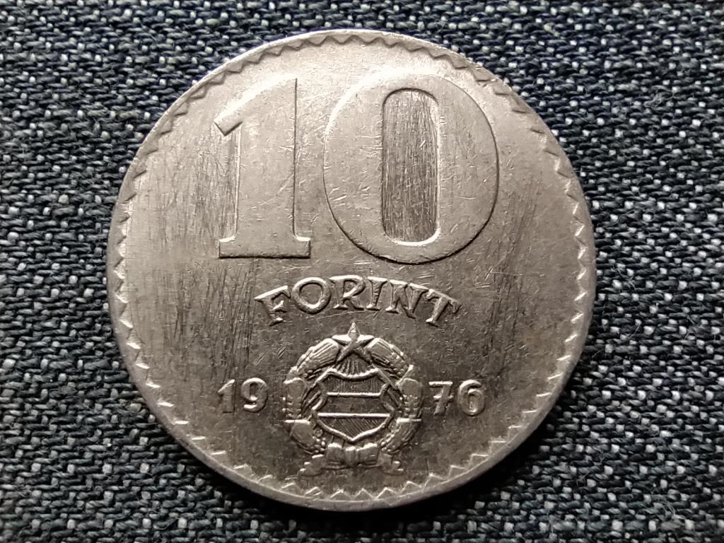 Népköztársaság (1949-1989) 10 Forint 1976 BP BU