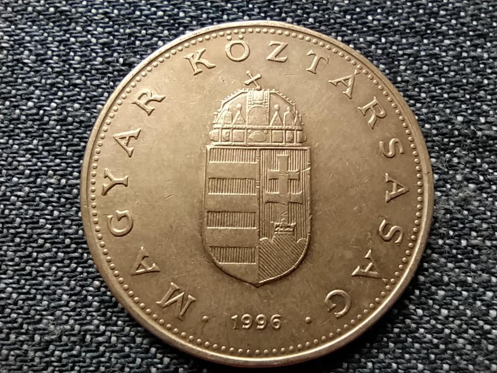 Harmadik Magyar Köztársaság (1989-napjainkig) 100 Forint 1996 BP