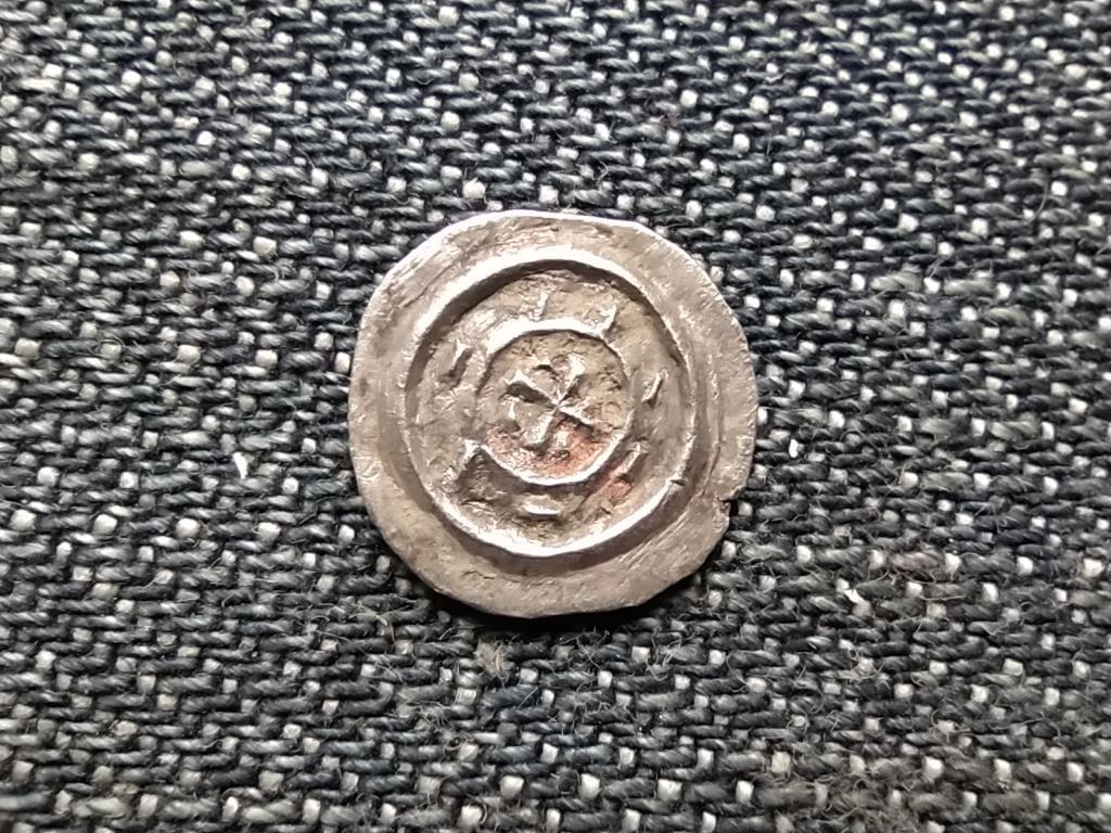 II. István (1116-1131) ezüst Dénár ÉH42 1116