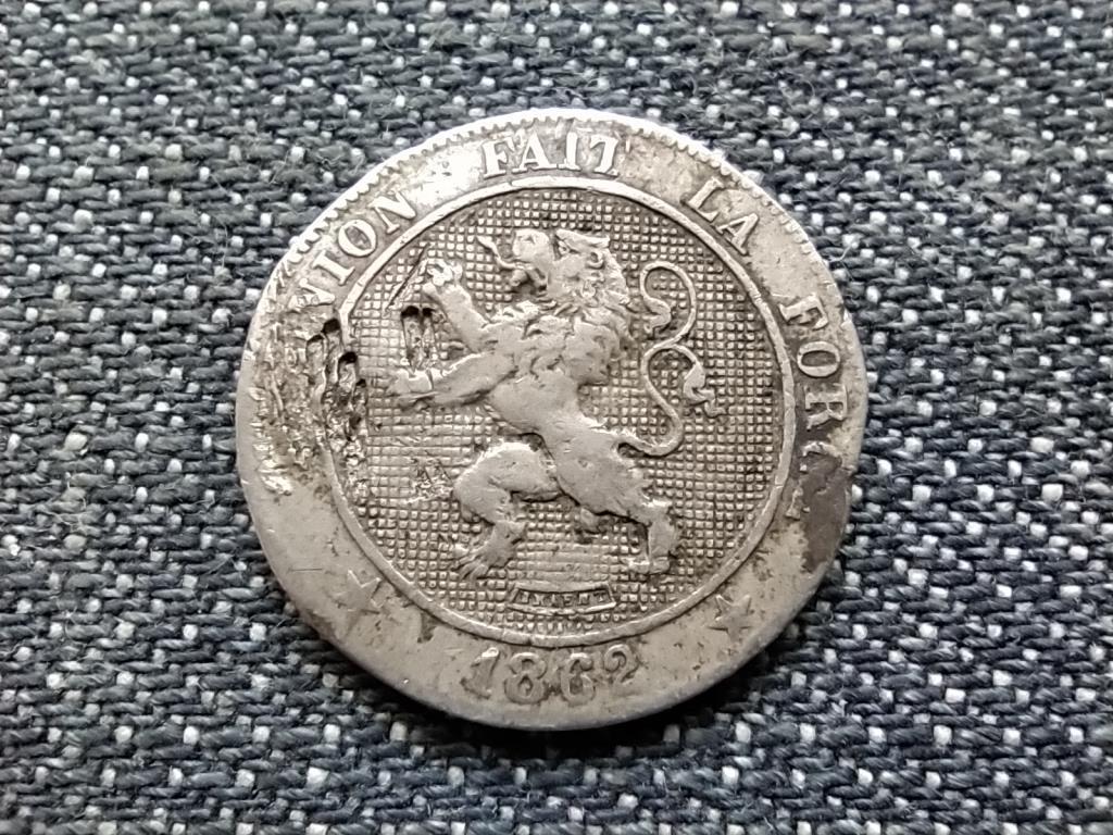 Belgium I. Lipót (1831-1865) 5 centime 1862