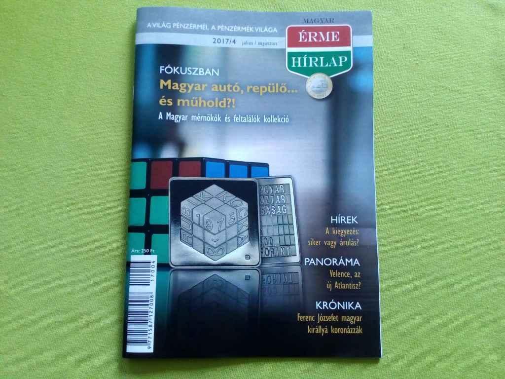 Magyar Érme Hírlap 2017/4