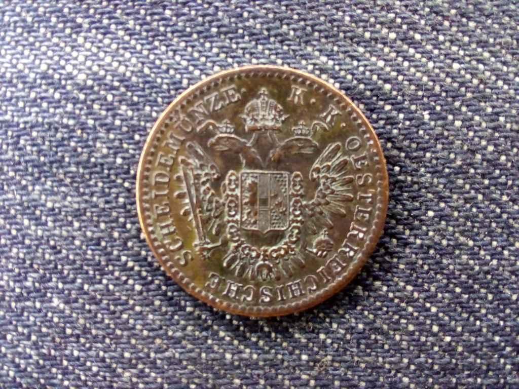 1/2 krajcár 1851 B