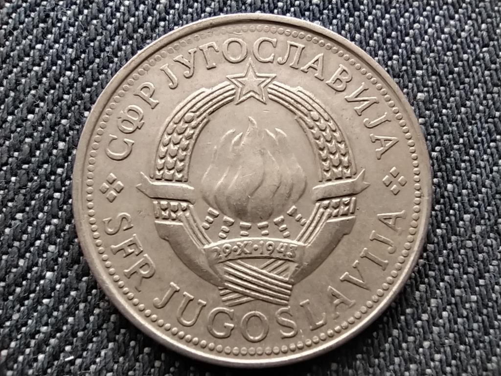 Jugoszlávia 5 Dínár 1981
