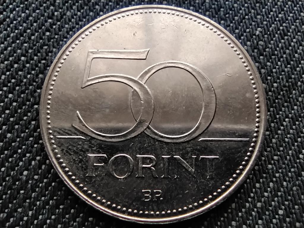 Családok éve 50 Forint 2018 BP