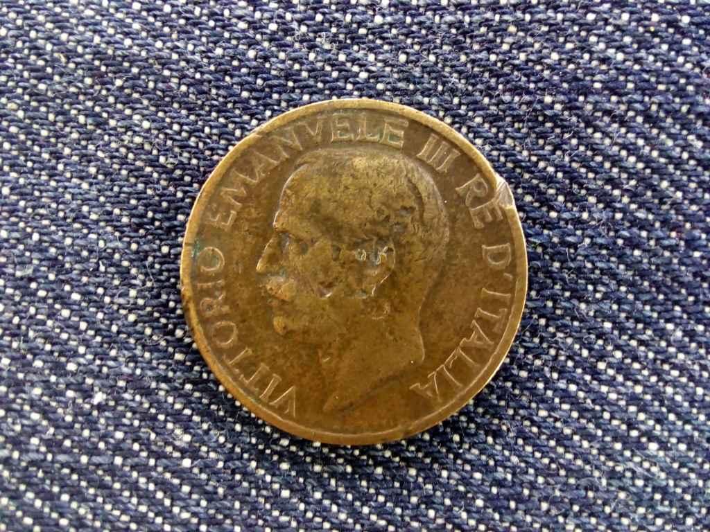 III. Vittorio Emanuelle 10 centesimi 1936 R