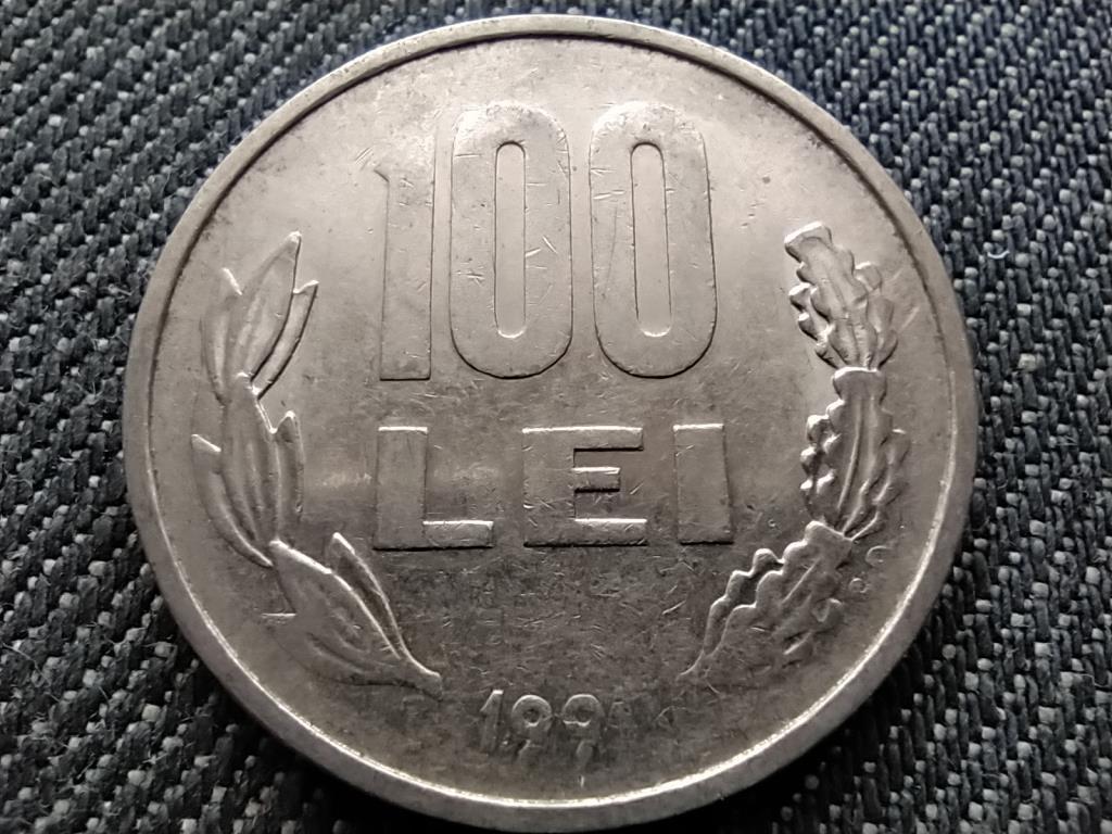 Románia Köztársaság (1989-napjainkig) 100 Lej 1994