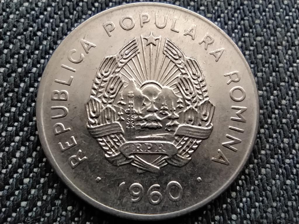 Románia Népköztársaság (1947-1965) 25 Bani 1960