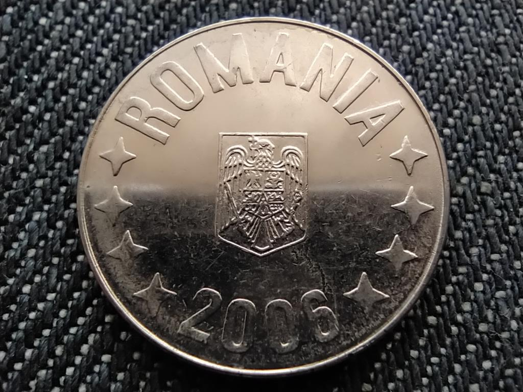 Románia 10 Bani 2006