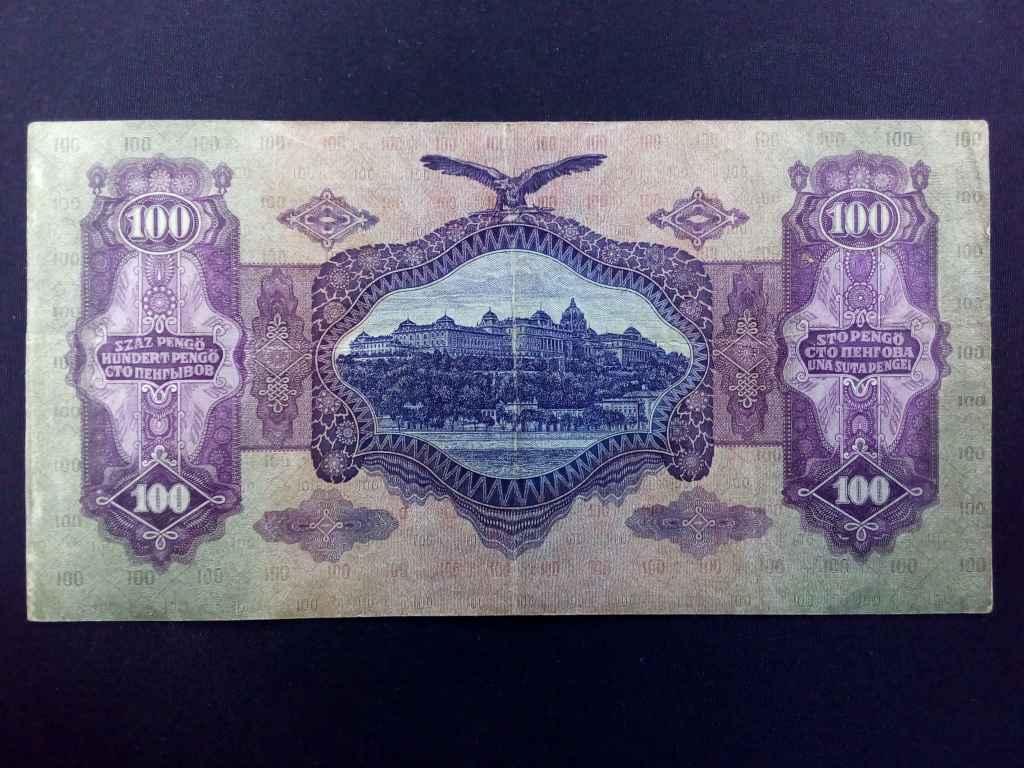 Csillagos 100 Pengő 1930