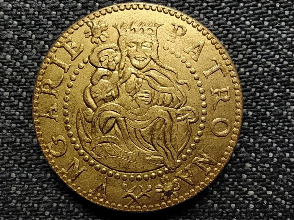 Báthory Zsigmond 1 dukát 1588 replika (nem arany)