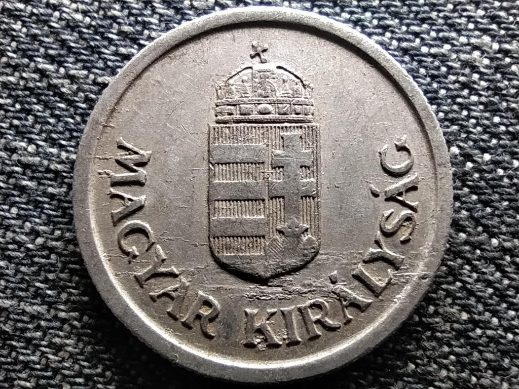 Háború alatti (1940-1944) RITKA 1 Pengő 1943 BP