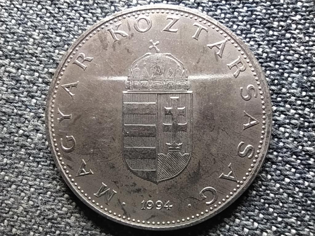 Harmadik Köztársaság (1989-napjainkig) 10 Forint 1994 BP aUNC/UNC