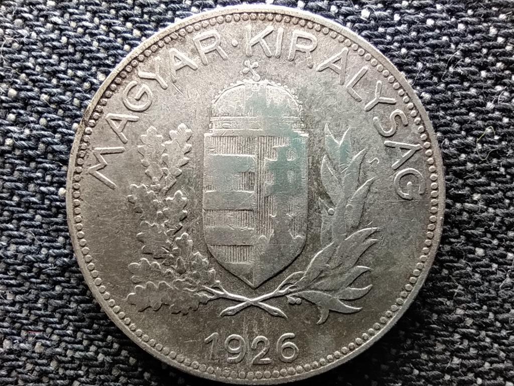 Háború előtti (1920-1940) .640 ezüst 1 Pengő 1926 BP