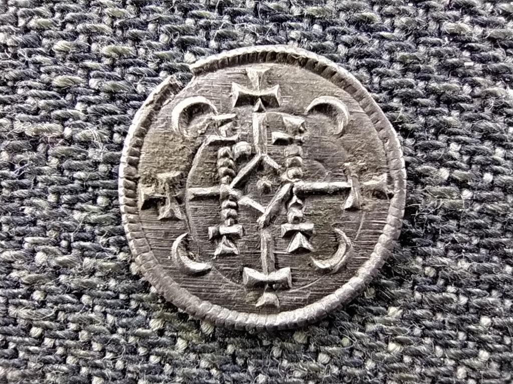 II. Géza (1141-1162) ezüst 1 Dénár ÉH62 1141