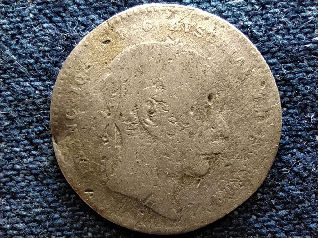 Ausztria Ferenc József .500 ezüst 20 Krajcár ?