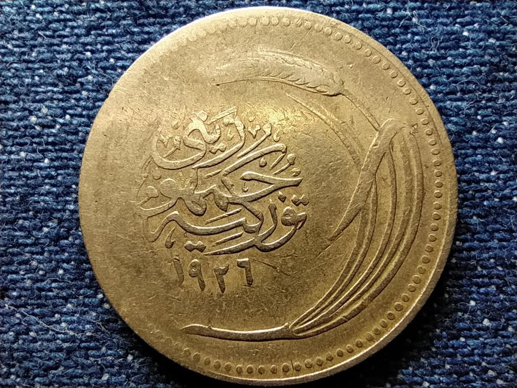Törökország 5 kurus 1926