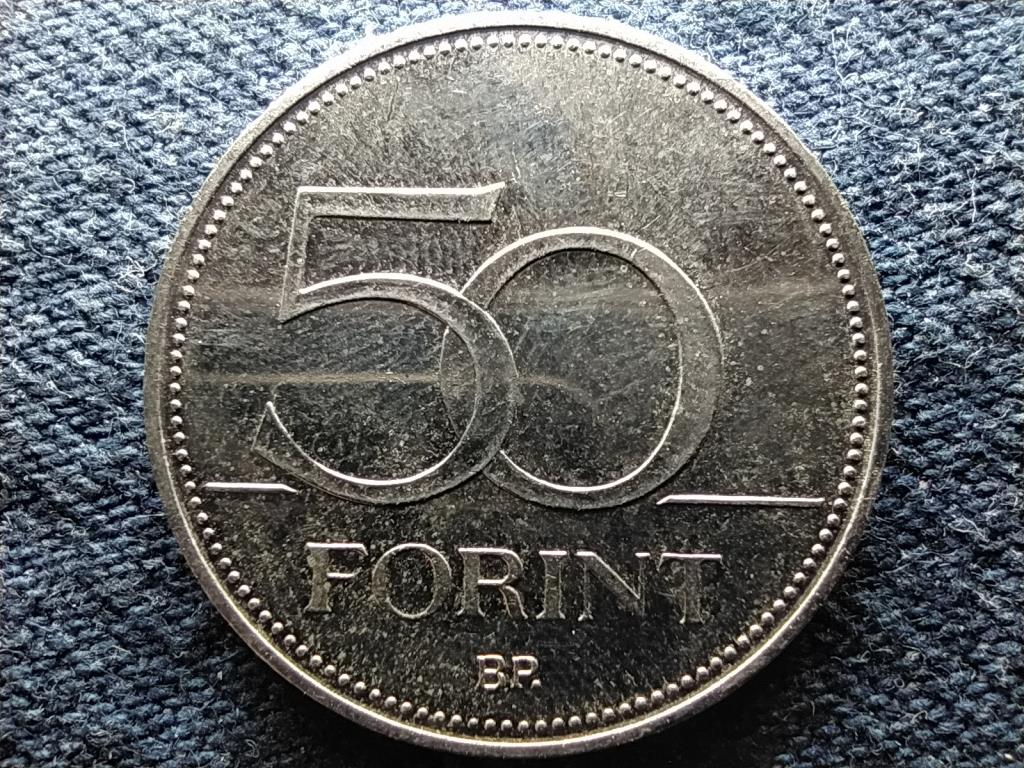 Hetvenéves a Forint 50 Forint 2016 BP