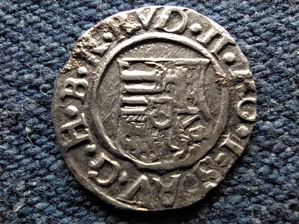Rudolf (1576-1608) ezüst 1 Dénár ÉH811 1580 KB