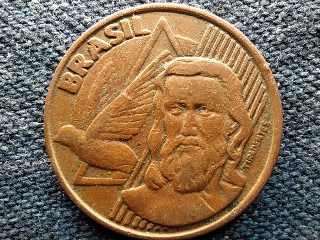 Brazília Joaquím José da Silva Xavier 5 centavó 2001