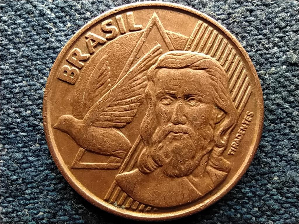 Brazília Joaquím José da Silva Xavier 5 centavó 2000