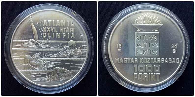 Olimpia 1000 Forint 1994