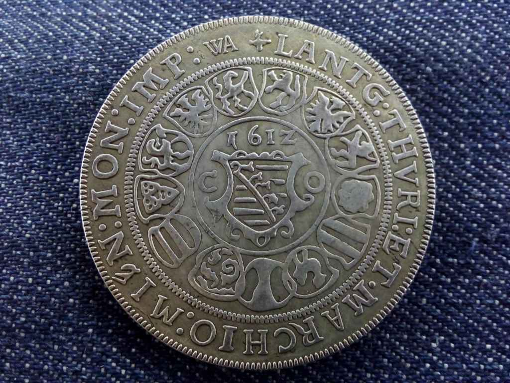 Johann Casimir & Johann Ernst II 1 Tallér 1612 másolat